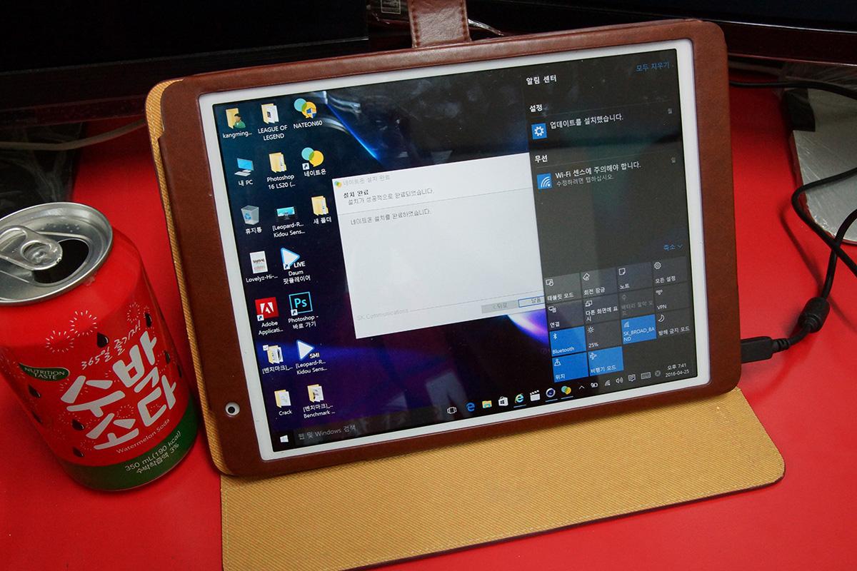 아이나비 XD9 NEO 팅크웨어 태블릿 벤치마크 테스트 -03.jpg