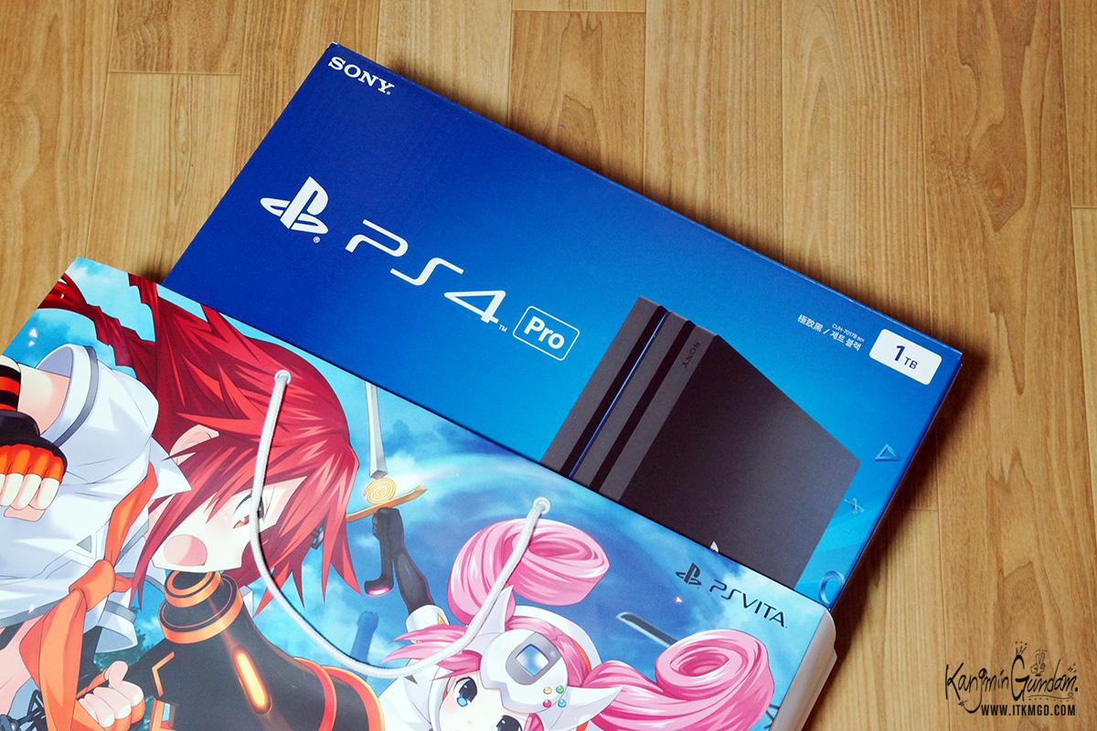 플스4 프로 PS4 프로 구매 후기 예약 4K 모니터 -03.jpg