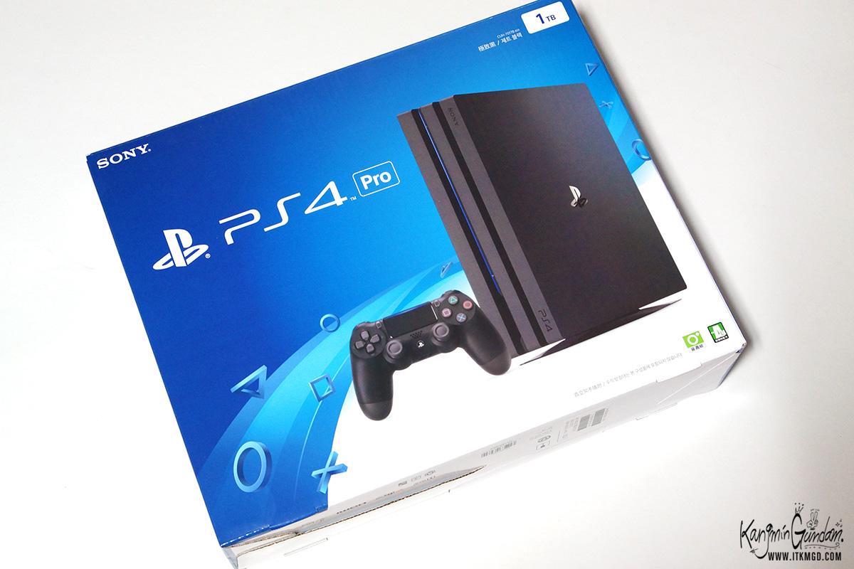 플스4 프로 PS4 프로 구매 후기 예약 4K 모니터 -04.jpg
