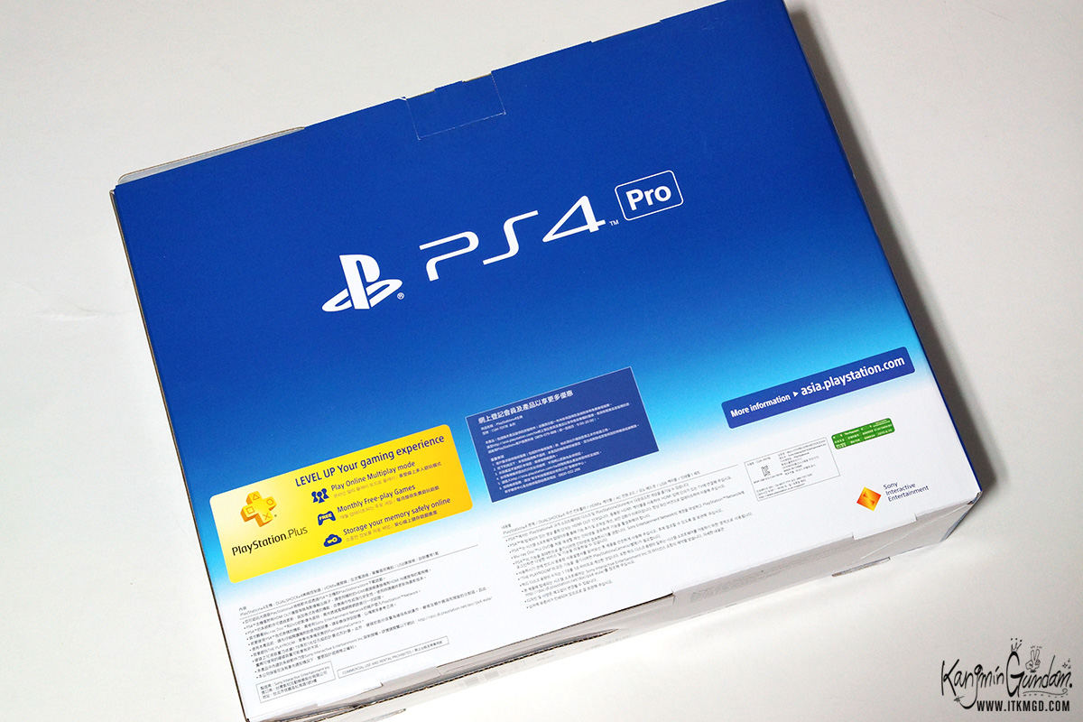 플스4 프로 PS4 프로 구매 후기 예약 4K 모니터 -07.jpg