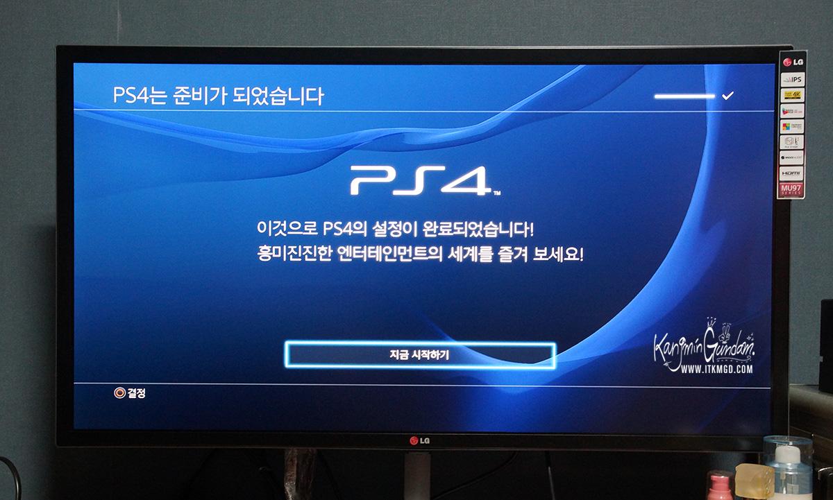 플스4 프로 PS4 프로 구매 후기 예약 4K 모니터 -73.jpg