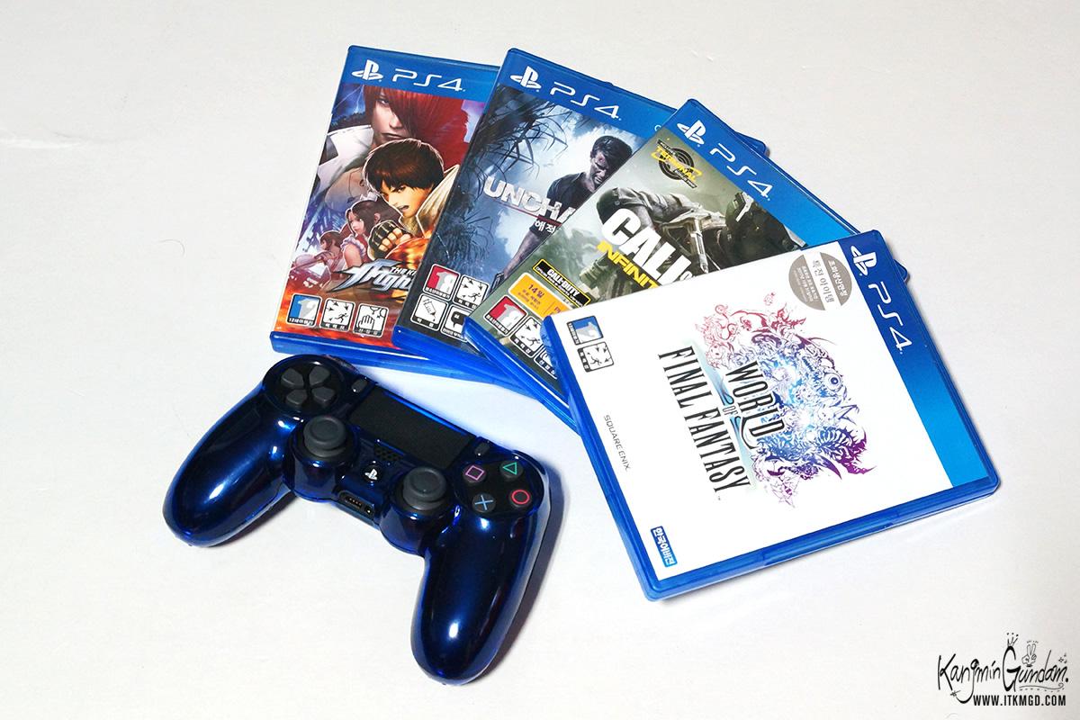 플스4 프로 PS4 프로 구매 후기 예약 4K 모니터 -80.jpg