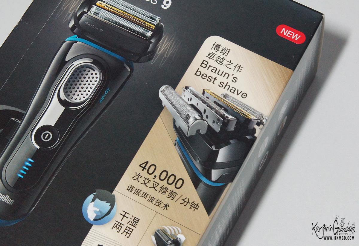 골든 티타늄 브라운 뉴 시리즈9 9240s 전기면도기 브라운면도기  Braun (4).jpg