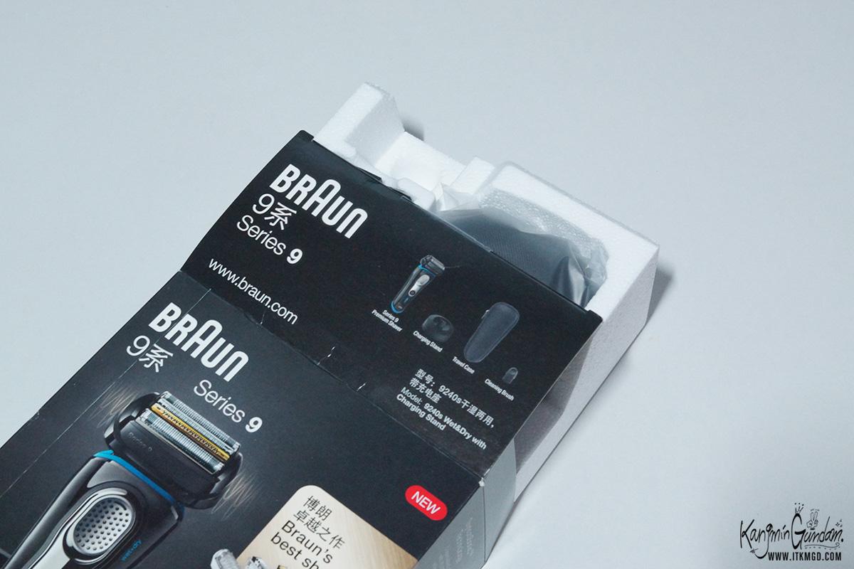 골든 티타늄 브라운 뉴 시리즈9 9240s 전기면도기 브라운면도기  Braun (8).jpg