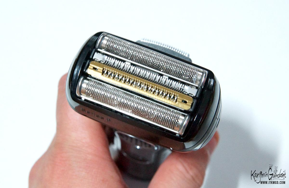 골든 티타늄 브라운 뉴 시리즈9 9240s 전기면도기 브라운면도기  Braun (25).jpg