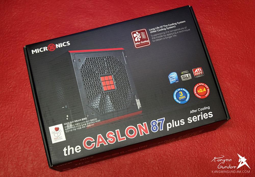 잔열까지 식히는 마이크로닉스 CASLON 500W 87+ FDB 파워 추천 -02.jpg