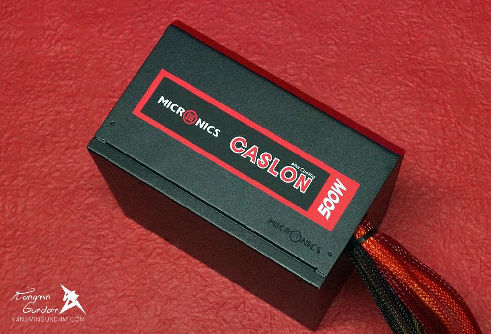 잔열까지 식히는 마이크로닉스 CASLON 500W 87+ FDB 파워 추천 -21.jpg