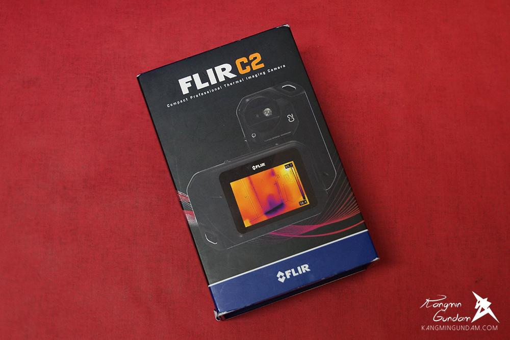 작은 컴팩트휴대용 열화상카메라 누수감지 플리어 FLIR C2 사용기 -03.jpg