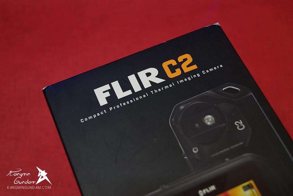 작은 컴팩트휴대용 열화상카메라 누수감지 플리어 FLIR C2 사용기 -05.jpg