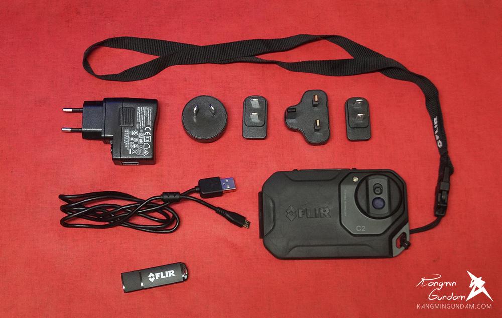 작은 컴팩트휴대용 열화상카메라 누수감지 플리어 FLIR C2 사용기 -11.jpg