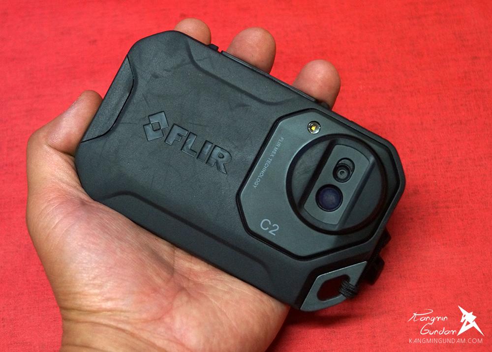 작은 컴팩트휴대용 열화상카메라 누수감지 플리어 FLIR C2 사용기 -29.jpg