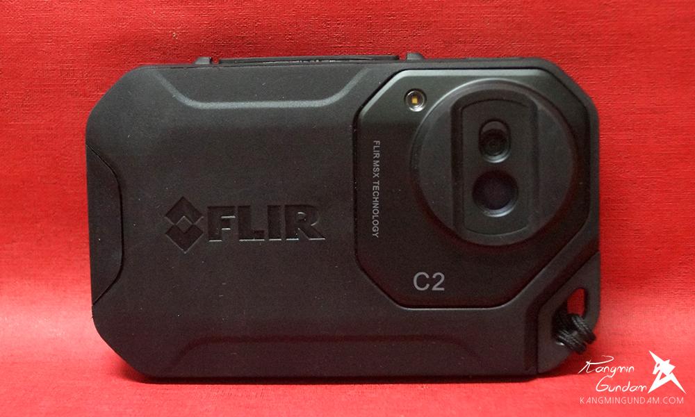 작은 컴팩트휴대용 열화상카메라 누수감지 플리어 FLIR C2 사용기 -31.jpg