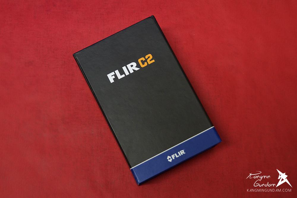 작은 컴팩트휴대용 열화상카메라 누수감지 플리어 FLIR C2 사용기 -04.jpg