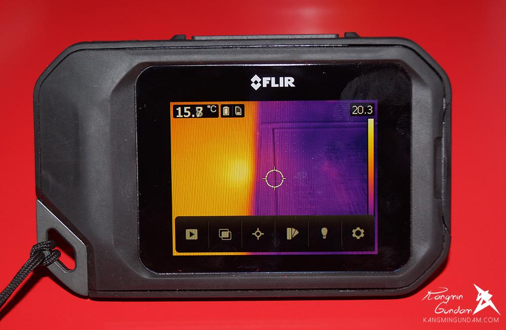 작은 컴팩트휴대용 열화상카메라 누수감지 플리어 FLIR C2 사용기 -42.jpg