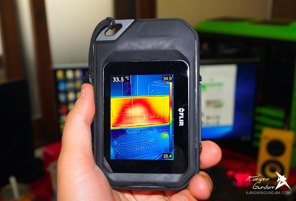 작은 컴팩트휴대용 열화상카메라 누수감지 플리어 FLIR C2 사용기 -44.jpg