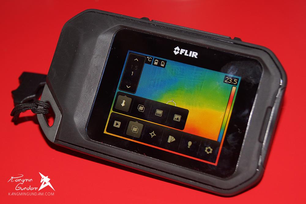 작은 컴팩트휴대용 열화상카메라 누수감지 플리어 FLIR C2 사용기 -51.jpg