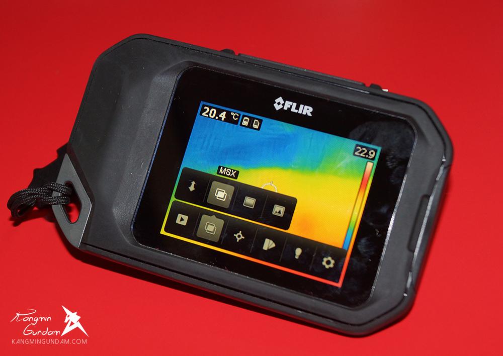 작은 컴팩트휴대용 열화상카메라 누수감지 플리어 FLIR C2 사용기 -52.jpg
