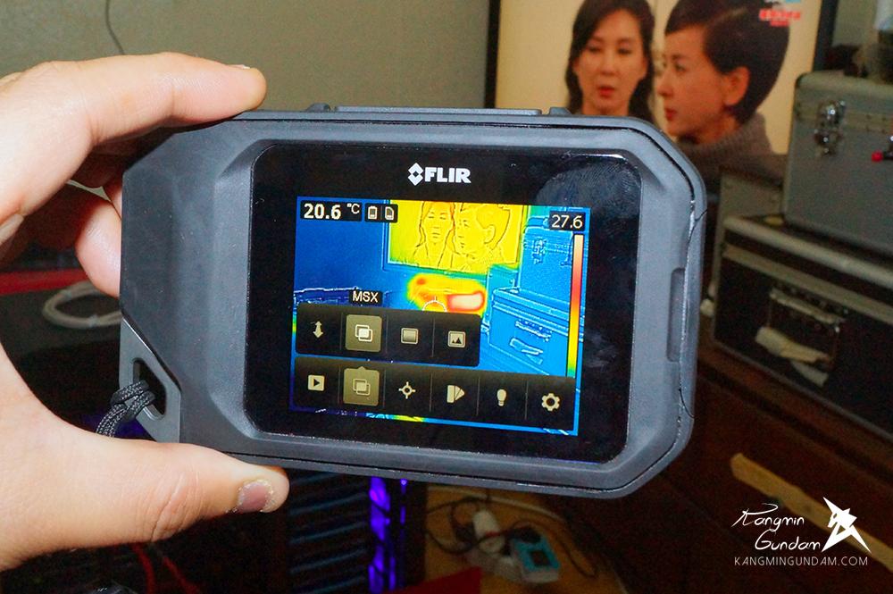 작은 컴팩트휴대용 열화상카메라 누수감지 플리어 FLIR C2 사용기 -52-1.jpg