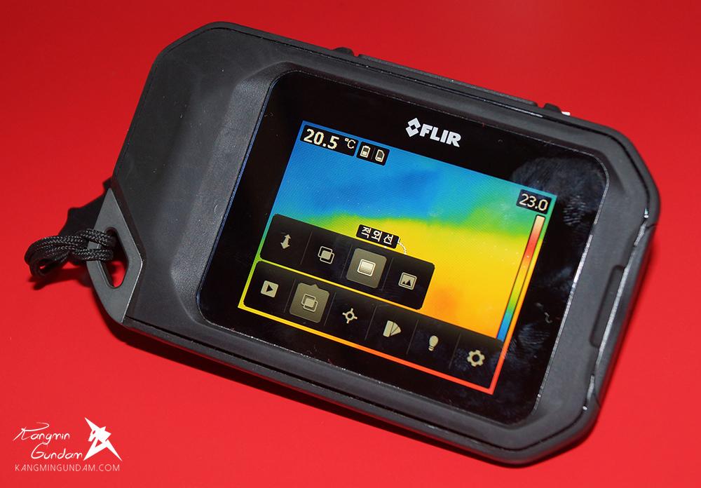 작은 컴팩트휴대용 열화상카메라 누수감지 플리어 FLIR C2 사용기 -53.jpg
