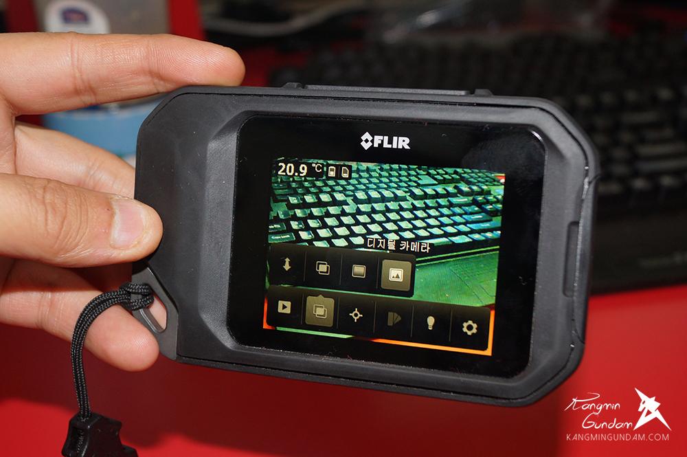 작은 컴팩트휴대용 열화상카메라 누수감지 플리어 FLIR C2 사용기 -55.jpg