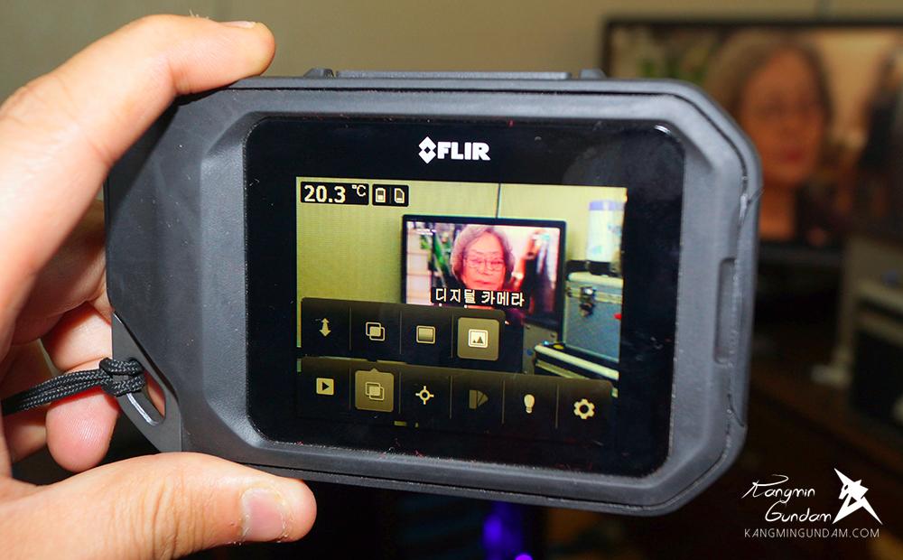 작은 컴팩트휴대용 열화상카메라 누수감지 플리어 FLIR C2 사용기 -56.jpg