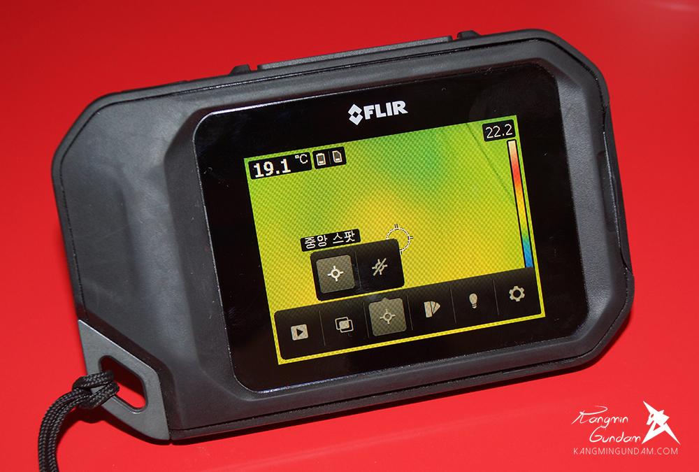 작은 컴팩트휴대용 열화상카메라 누수감지 플리어 FLIR C2 사용기 -60.jpg