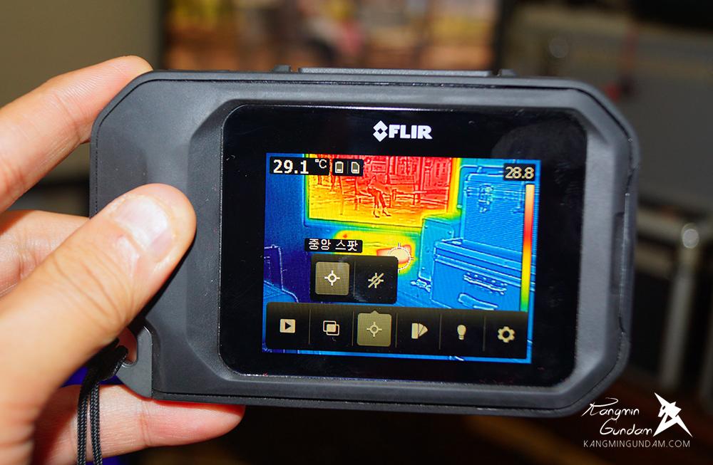 작은 컴팩트휴대용 열화상카메라 누수감지 플리어 FLIR C2 사용기 -61.jpg