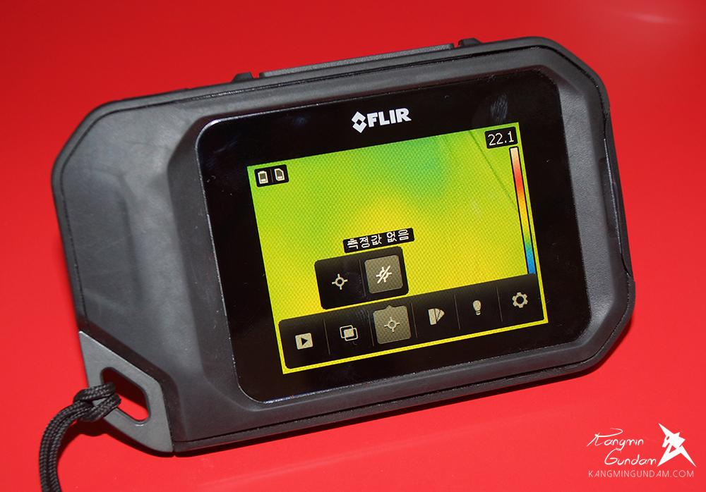 작은 컴팩트휴대용 열화상카메라 누수감지 플리어 FLIR C2 사용기 -62.jpg