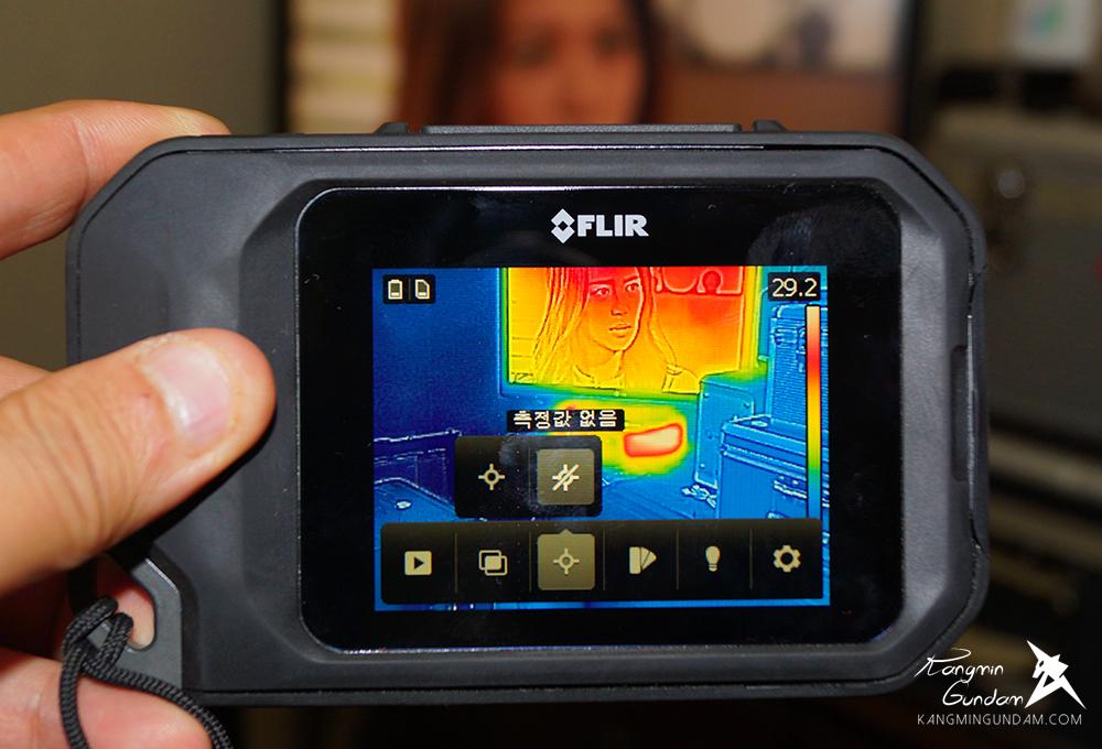 작은 컴팩트휴대용 열화상카메라 누수감지 플리어 FLIR C2 사용기 -63.jpg