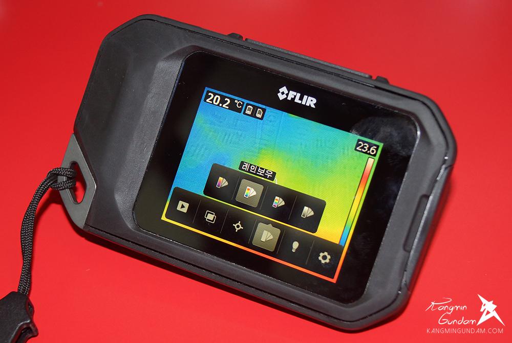 작은 컴팩트휴대용 열화상카메라 누수감지 플리어 FLIR C2 사용기 -67.jpg