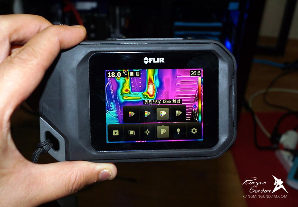 작은 컴팩트휴대용 열화상카메라 누수감지 플리어 FLIR C2 사용기 -71.jpg