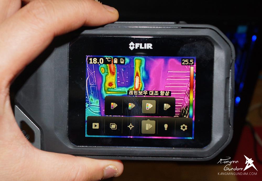 작은 컴팩트휴대용 열화상카메라 누수감지 플리어 FLIR C2 사용기 -72.jpg