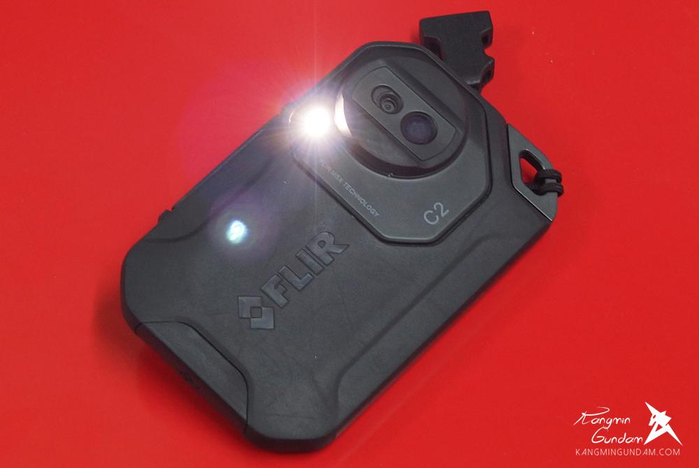 작은 컴팩트휴대용 열화상카메라 누수감지 플리어 FLIR C2 사용기 -78.jpg