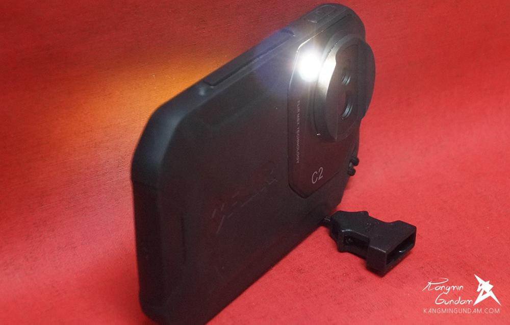 작은 컴팩트휴대용 열화상카메라 누수감지 플리어 FLIR C2 사용기 -79.jpg