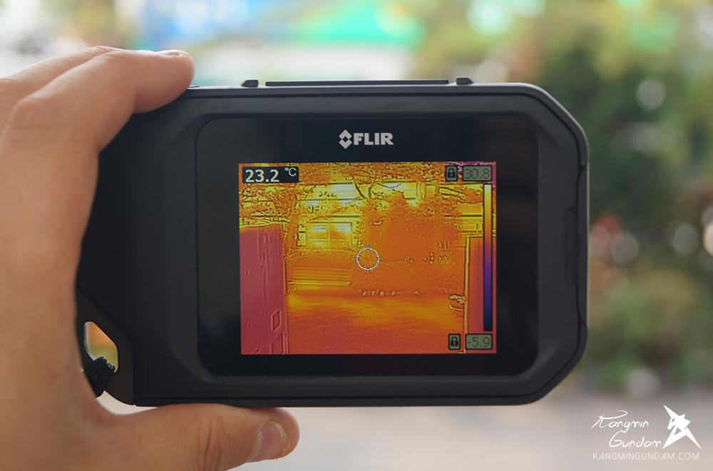 작은 컴팩트휴대용 열화상카메라 누수감지 플리어 FLIR C2 사용기 -116.jpg