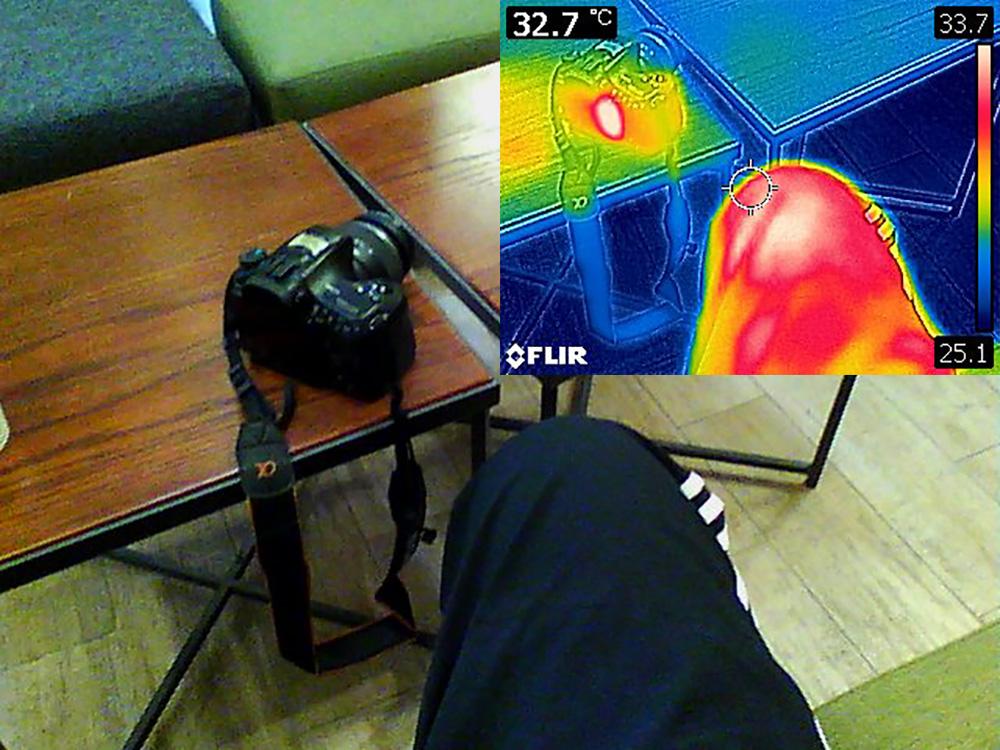 작은 컴팩트휴대용 열화상카메라 누수감지 플리어 FLIR C2 사용기 -130.jpg