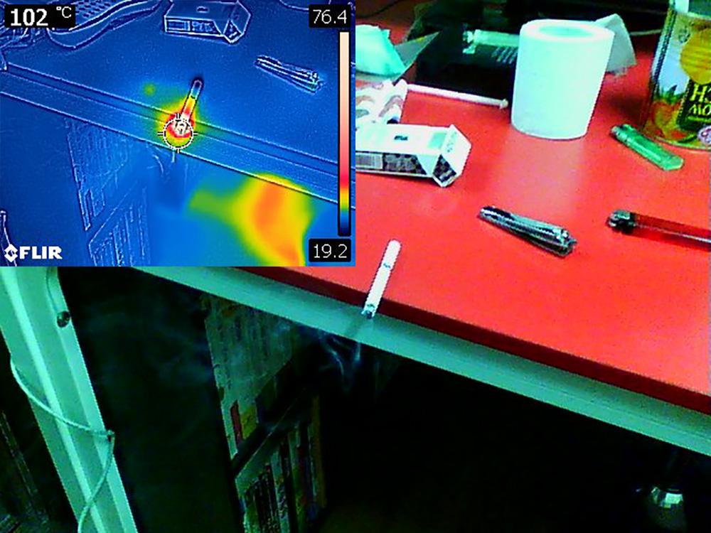 작은 컴팩트휴대용 열화상카메라 누수감지 플리어 FLIR C2 사용기 -152.jpg