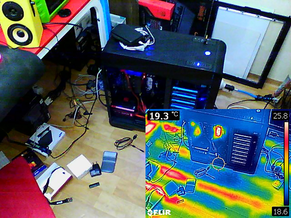 작은 컴팩트휴대용 열화상카메라 누수감지 플리어 FLIR C2 사용기 -155.jpg