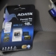 ADATA microSDHC CARD UHI-I 16GB ������ �� �ӵ� ��Ʈ