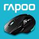 RAPOO VPro VT900 Professional 룰렛!