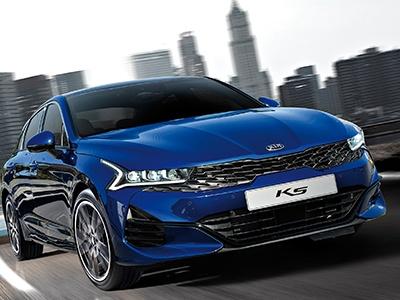 <br>기아 신형 K5 공식 출시<br>