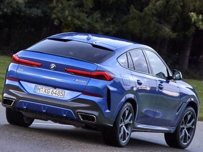 <br>BMW 뉴 X6 공식 출시