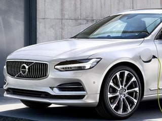 <br>볼보 The New S90 출시