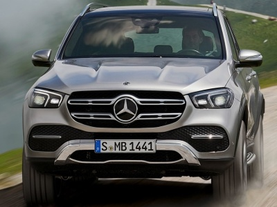 <br>벤츠 The New GLE 출시