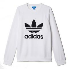 [이거 하나면 만능코디] 아디다스 트레포일 크루 스웨트 셔츠