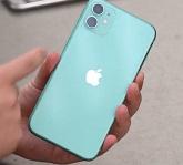 아이폰 11 민트색 어때?