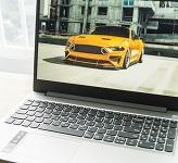 재택근무용 노트북 레노버 어때?