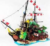 레고 해적선이닷!