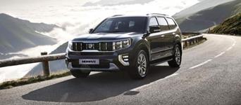 기아의 자존심, 국산 프리미엄 SUV 모하비