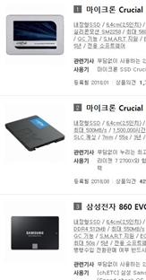 게임용 SSD, 250GB 종말론